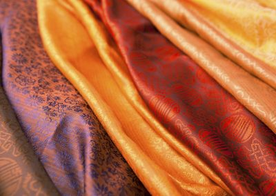 Tessuti per tende e tendaggi a Roma